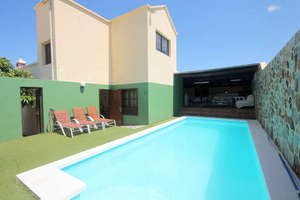 House for sale in Tahiche, Teguise, Lanzarote.