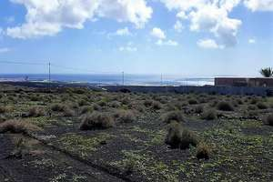 Plot for sale in Güime, San Bartolomé, Lanzarote.
