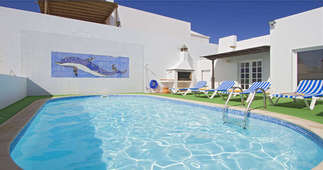 Villa for sale in Tías, Lanzarote.