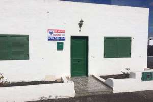 House for sale in Uga, Yaiza, Lanzarote.
